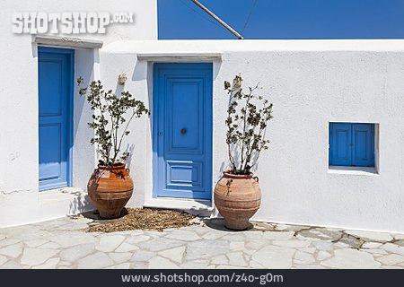 House, Mykonos