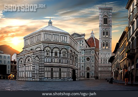 Cathedral, Florence, Santa Maria Del Fiore