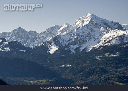 European Alps, Summit, High Göll