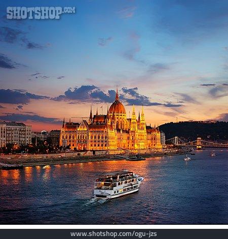 Parliament, City Tour, Budapest