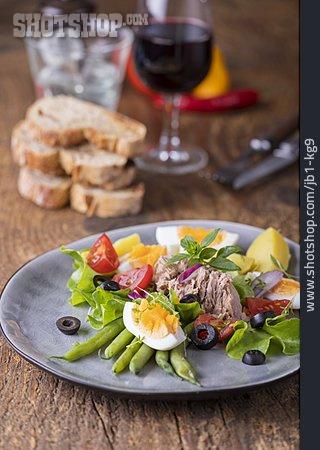 Salad, Niçoise Salad