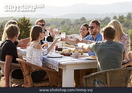 Friendship, Spain, Toast