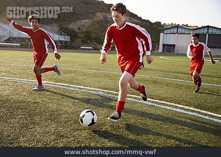 Physical Education, Soccer Training