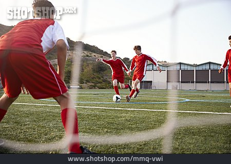 Goal Keeper, Soccer, Goal Kick