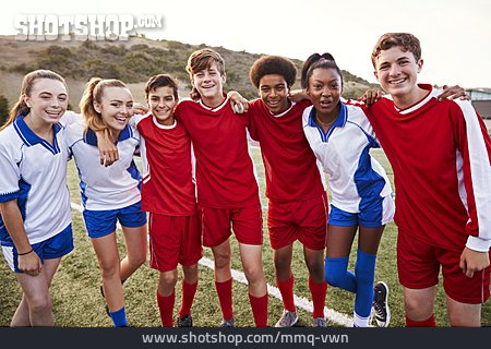 Soccer, Group Picture