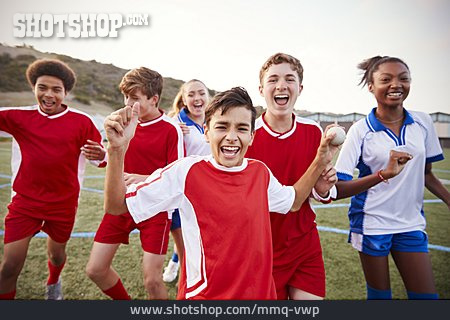 Soccer, Together, Physical Education