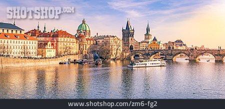 Boating, Prague, Vltava River