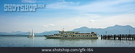 Boating, Chiemsee