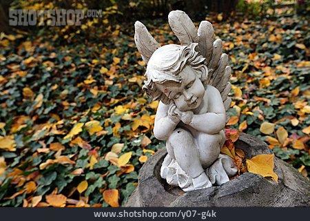 Angel Figurine, Grave Angels
