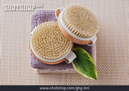 Skincare, Spa, Massage Brush