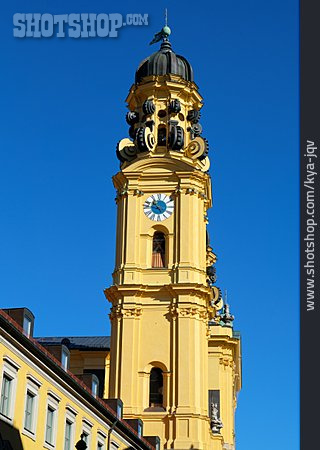 Munich, Theatine Church