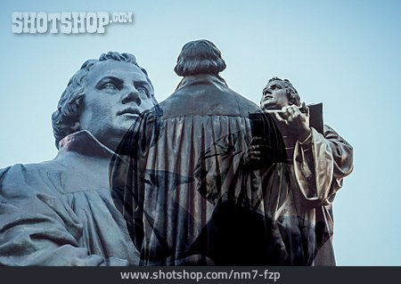 Martin Luther, Luther Memorial