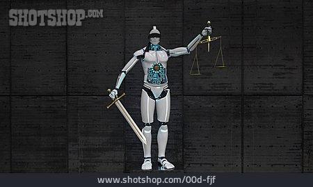 Future, Justice, Ai