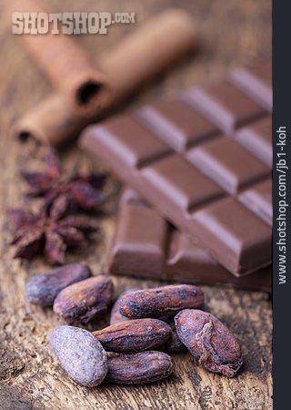 Chocolate, Spices, Cocoa Bean