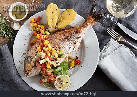 Fish Dish, Feast