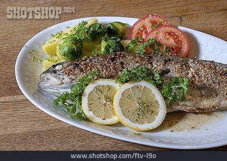 Trout, Fish Dish