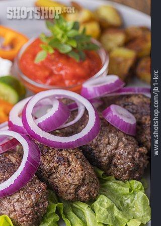 Cevapcici, Balkan Cuisine