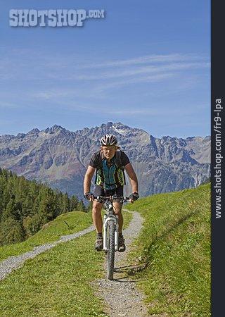 Cycling, Mountain Biker, Mountain Biking