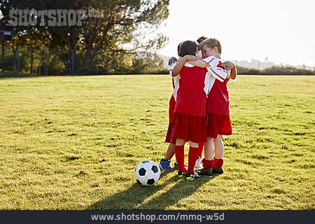 Togetherness, Soccer, Playing Field