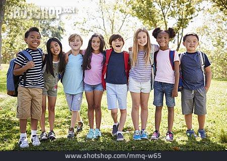 Togetherness, Children, Multicultural