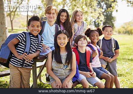 Excursion, Multicultural, Classmates
