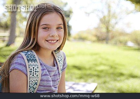Girl, Portrait