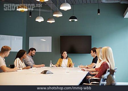 Meeting, Notes, Team Meeting