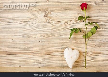 Copy Space, Valentine, Romantic
