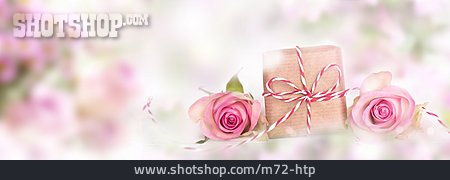 Gift, Mothers Day, Roses