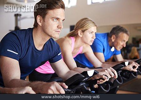 Gym, Endurance, Spinning