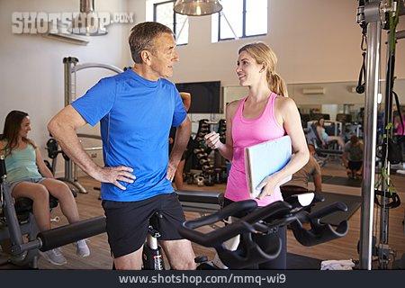Explaining, Trainer, Training Plan