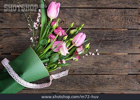 Bouquet, Flower Gift, Spring Bouquet