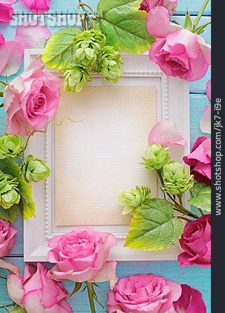 Rose Petals, Picture Frame