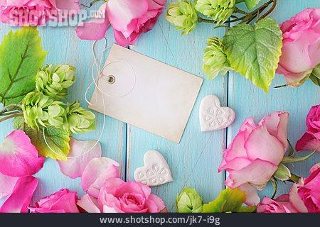 Mothers Day, Valentine, Label
