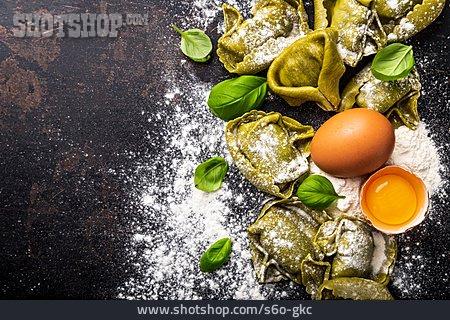 Tortellini, Home Made