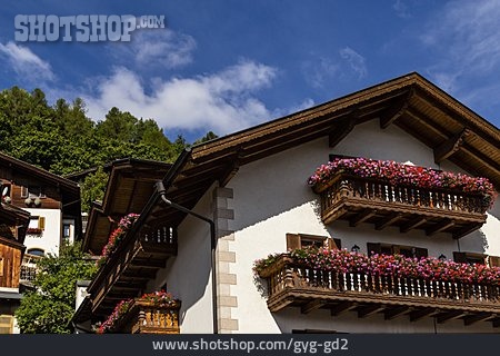 House, South Tyrol