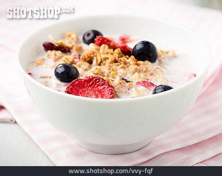 Cereal, Fruit Muesli