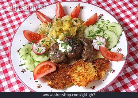 Lunch, Lamb Kidney