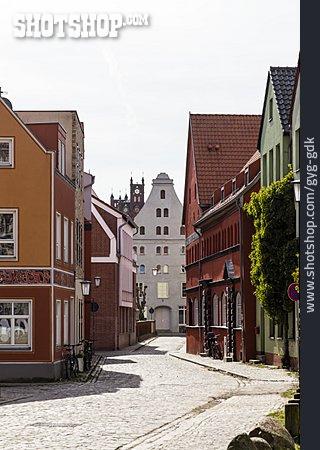 Old Town, Stralsund