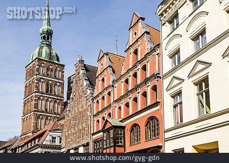 Old Town, Stralsund, Nikolaikirche