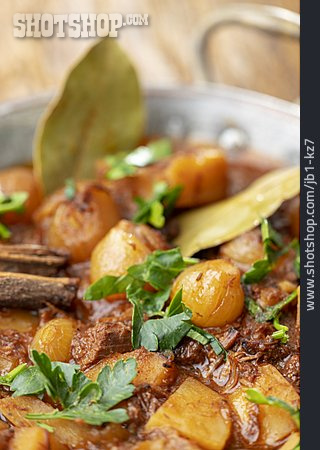 Greek Cuisine, Meat Dish, Stifado