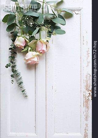 Rose, Decoration, Flower Arrangements