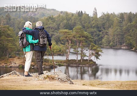 Nature, Scenics, Older Couple