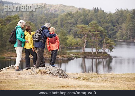 Lake, Scenics, Hiking Vacation, Nature