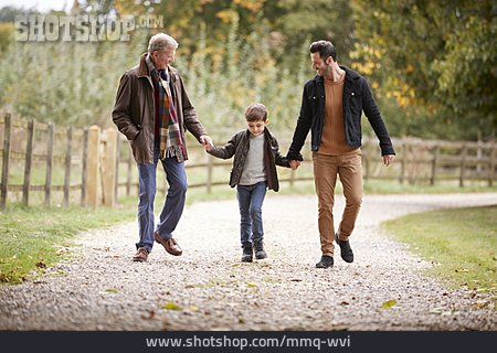 Walk, Hand In Hand, Generations