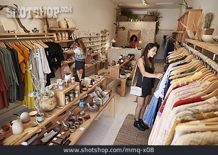 Fashion, Shop, Customers