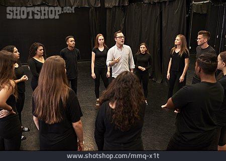 Education, Explaining, Theatrical Performance