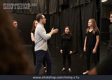 Education, Class, Drama School