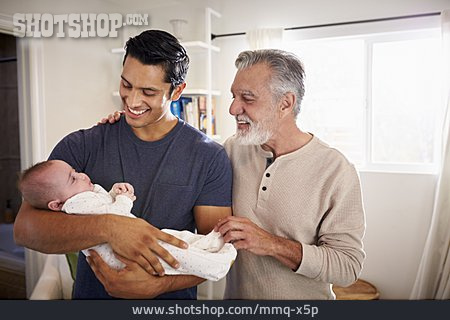Baby, Affection, Generations