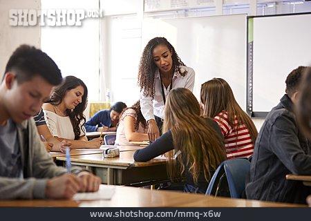 School Children, Class, Classroom